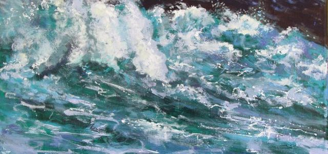 Peter Williams art tutorial – August 4th