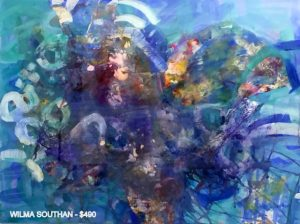 Abstract Art by Wilma Southern